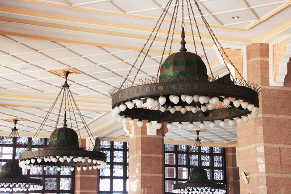 プトラモスク(ピンクモスク)/Masjid Putra(Putra Mosque)
