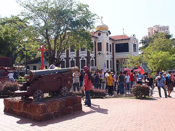 マラッカ(Melaka)