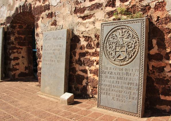 セントポール教会跡