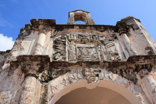 サンチャゴ砦/ファモサ要塞跡 (Porta de Santiago/A Famosa Fort)