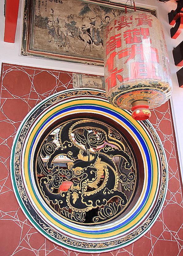 チェンフンテン寺院/青雲亭 (Cheng Hoon Teng Temple)