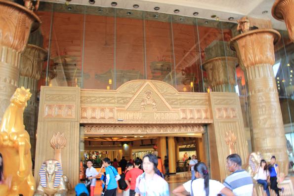 サンウェイ・ピラミッド・ショッピングモール(Sunway Pyramid Shopping Mall)