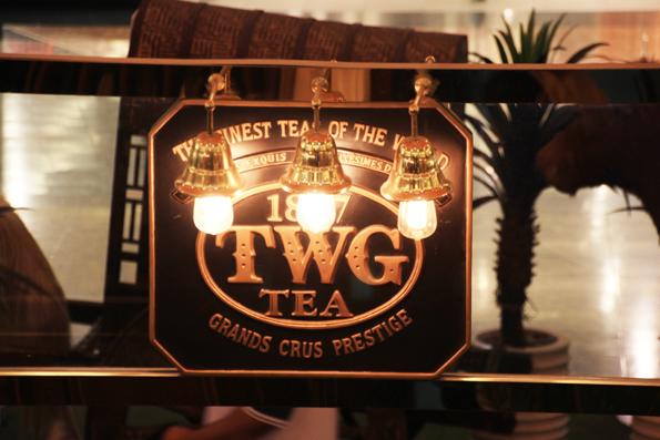 TWG TEA(ティーダブリュージーティー