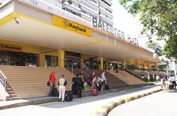 シンガポールのBalestier Plaza