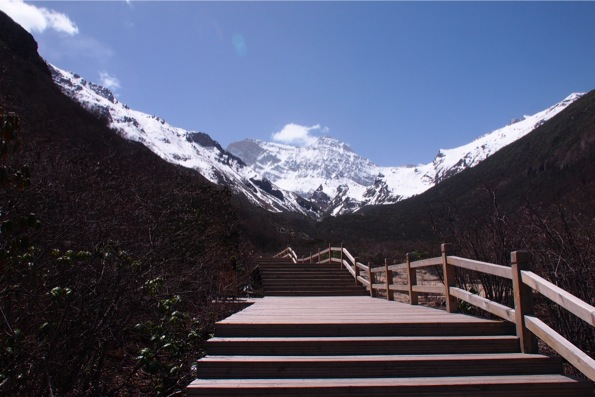黄龍風景区