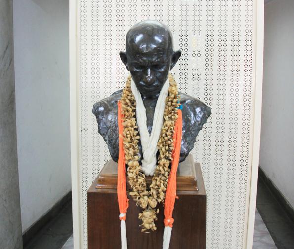 国立ガンディー博物館