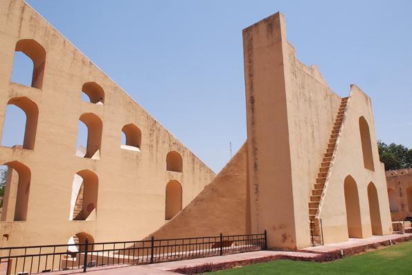 世界遺産ジャンタルマンタル(Jantar Mantar)
