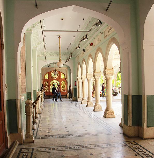 中央博物館(アルバートホール)