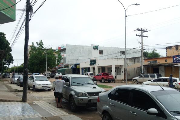 プエルトキハロ(Puerto Quijarro)