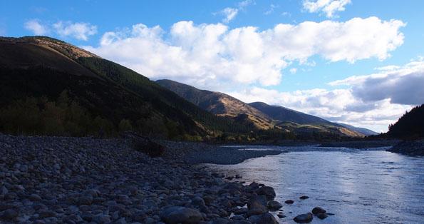 ニュージーランドの美しい景色