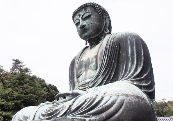 鎌倉の大仏(高徳院)