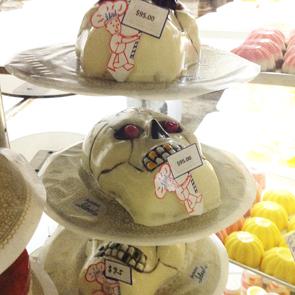 メキシコ・死者の祭り・ドクロゼリー・スカルのお菓子