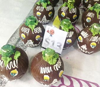 メキシコ・ハロウィンチョコレート