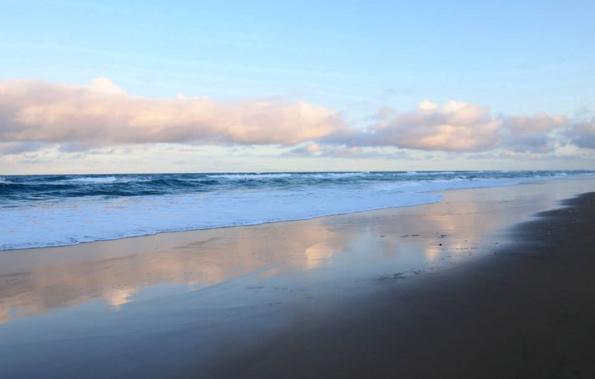 サンシャインコーストのサンライズビーチ