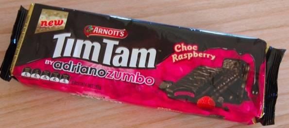 チョコラズベリーティムタム