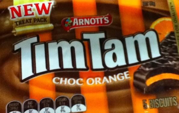 TimTam choc orange(ティムタムチョコオレンジ)