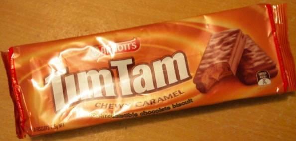 TimTam chewy caramel(ティムタムチューイキャラメル)