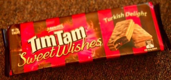 TimTam turkish delight (ティムタムターキッシュディライト)