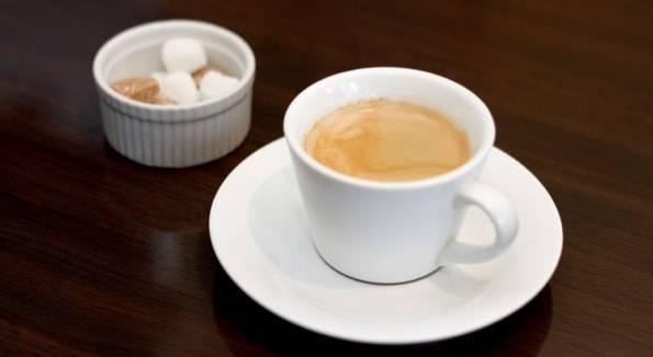 coffee(温かいコーヒー)