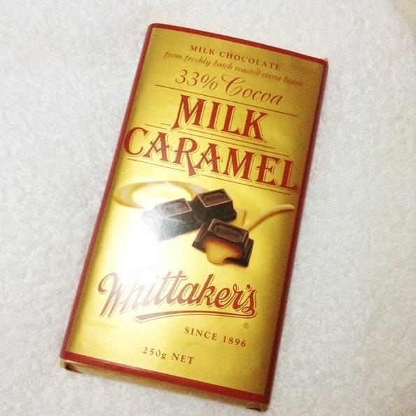 Whittaker's (ウィッタカーズ)クリーミーミルクキャラメル(Creamy Milk Caramel)