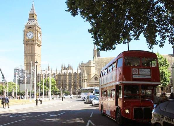 イギリス・ロンドンのビッグベン
