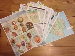南米旅行ガイドブックをコピー