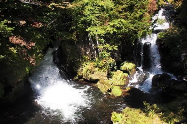 日光の竜頭の滝