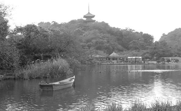 横浜三渓園