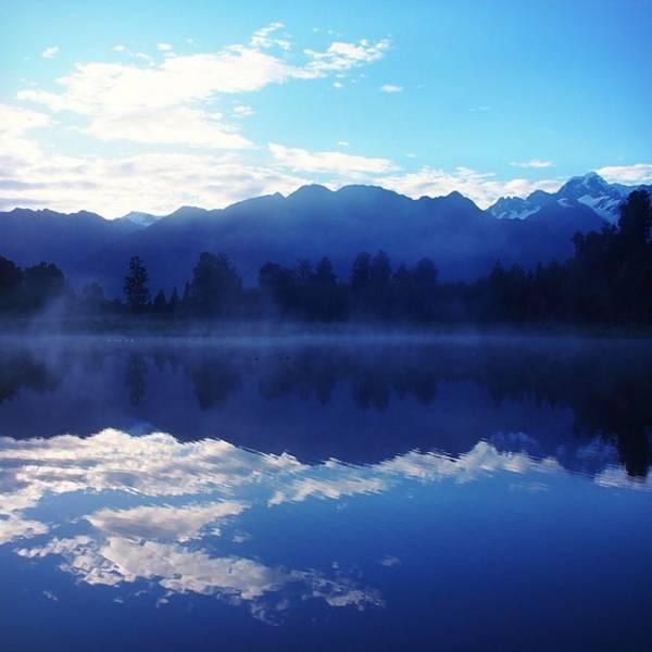 マセソン湖 (Lake Matheson)