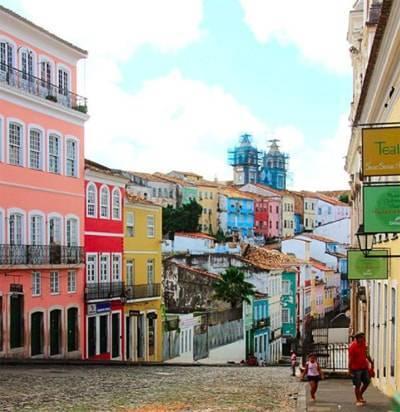 ブラジルのサルバドール