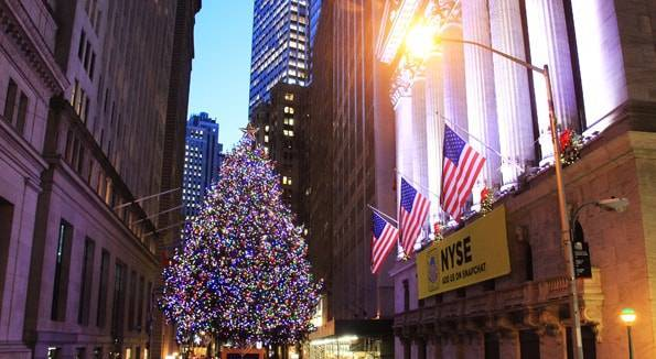 ウォールストリート(ウォール街・Wall Street)・ニューヨーク証券取引所