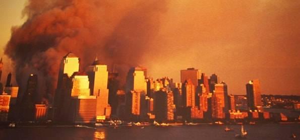 911アメリカ同時多発テロ