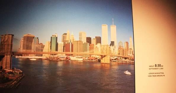 911メモリアルミュージアム・ワールドトレードセンター