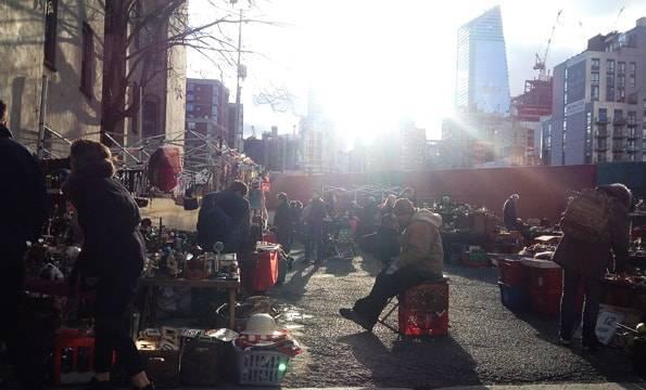 Hell's Kitchen Flea Market(ヘルズ・キッチン・フリーマーケット)