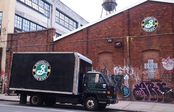 Brooklyn(ブルックリン)-Williamsburg(ウィリアムズバーグ)のBrooklyn Brewery(ブルックリンブルワリー)