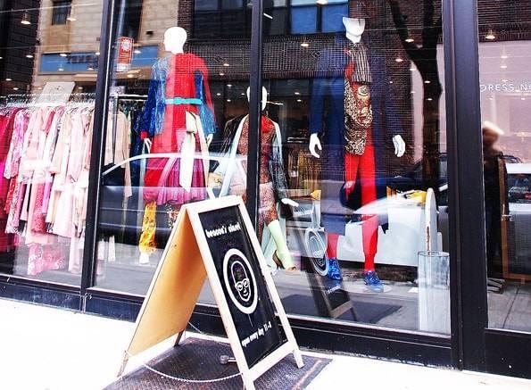 ニューヨークの古着屋ビーコンズクローゼット