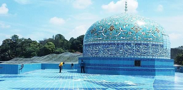 クアラルンプールのイスラム美術館