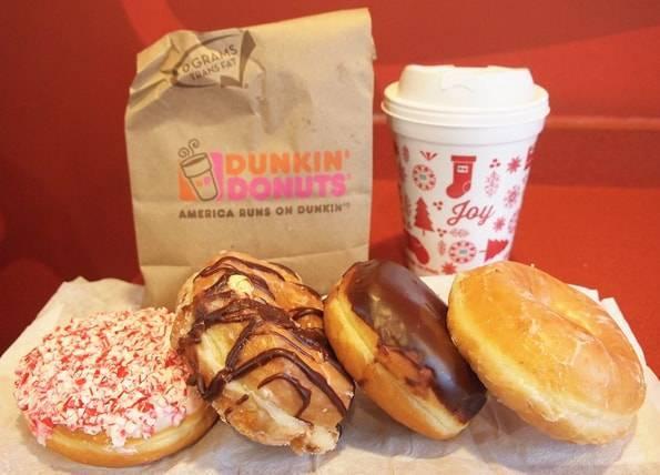 ダンキンドーナッツ(Dunkin Donuts)
