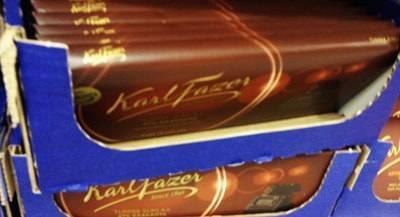 ファッツェル(Fazer)・47% ココア ダークチョコレート