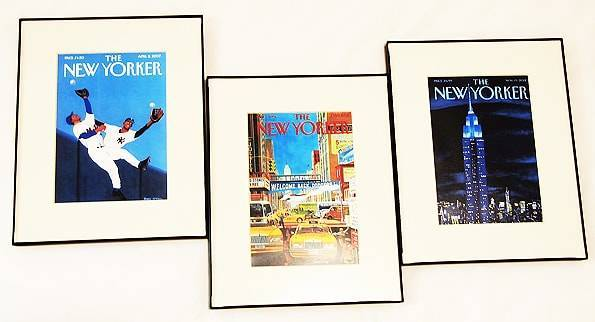 ニューヨークのミニポスター