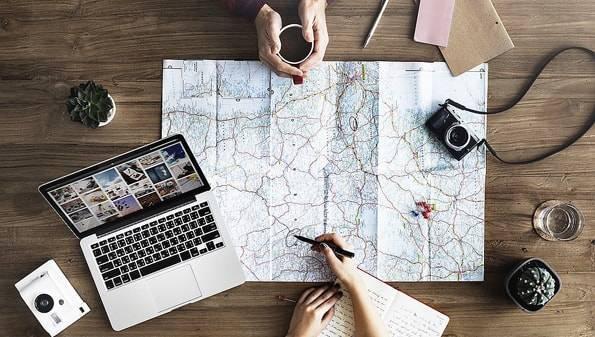 世界一周旅行の計画