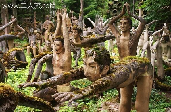 フィンランドの彫刻公園