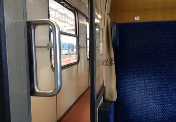 チェコの電車
