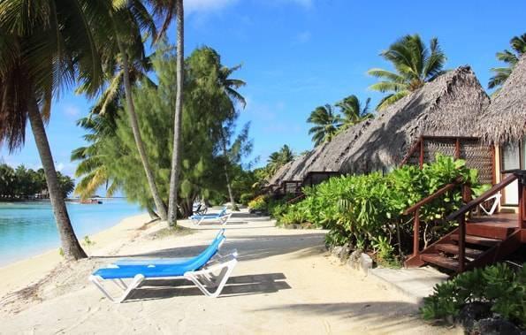 アイツタキ ラグーンリゾート&スパ (Aitutaki Lagoon Resort & Spa)