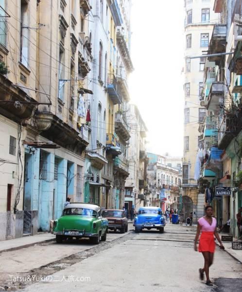 キューバのハバナ