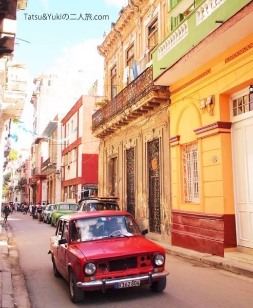 キューバのオールド ハバナ