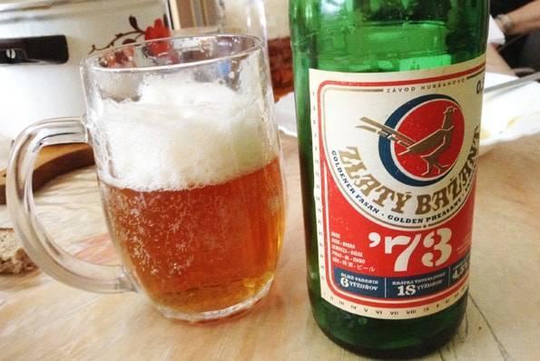 スロバキアのビール