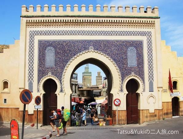 モロッコの世界遺産フェズ