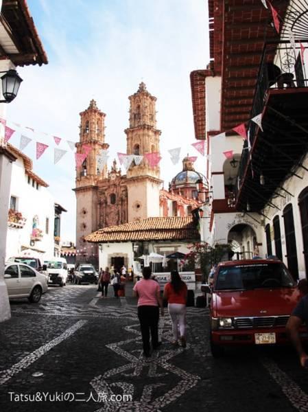 メキシコ・タスコ