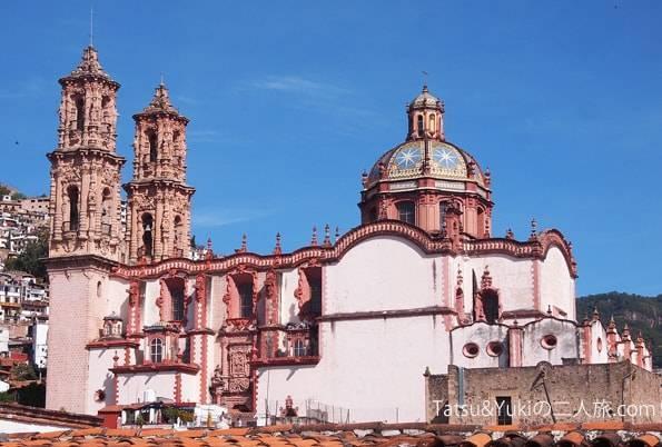 メキシコのタスコ